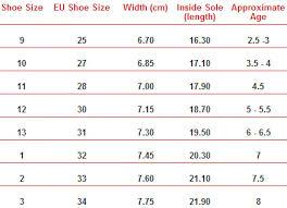 Umi Shoes Size Chart Shoe Sale Kidsteals Com