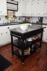 Small Picture Kitchen Decoration Chic Mobile Kitchen Island Bench With