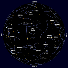 Interactive Star Chart Star Map Astronomy Star Map Astronomy Star Astronomy Map