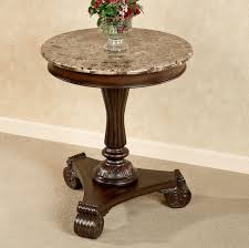 Marble Table Tops Round Furniture Luxury Round Side Table Design With Marble Top Good
