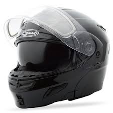Gmax Gm 54s Modular Snow Helmet Black Lg Products