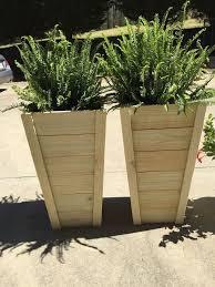 Decorative Planter Boxes Terrarium Design Outstanding Tall Decorative Planters Tall 67