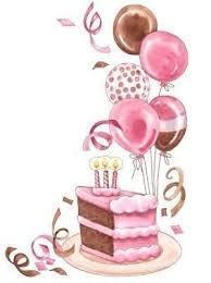 birthday cake slice clipart. Interesting Birthday Slice Of Cake Clip Art  42783ClipartIllustrationOfA In Birthday Clipart C