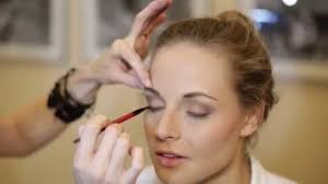 see authentic beauty makeup artists and hair stylists at work at the big fake wedding in atlanta