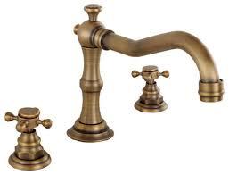 farmhouse bathroom faucet. Antique Brass Bathroom Faucets With Widespread Faucet F Farmhouse