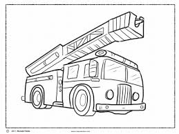 psq2guk fire truck coloring pages getcoloringpages com on fire coloring pictures