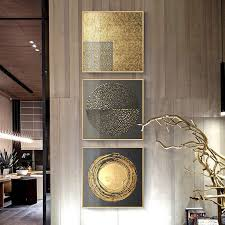 abstract canvas painting wall art