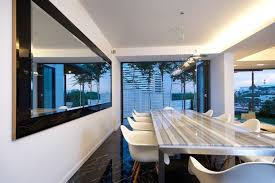 House Beautiful Dining Rooms Minimalist Simple Inspiration Design