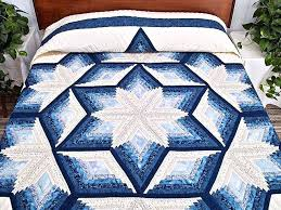 Amish Style Quilts For Sale Amish Style Quilt Kits Diamond In The ... & Amish Style Quilts Diamond Star Log Cabin Quilt Outstanding Cleverly Made Amish  Quilts Amish Style Quilts Adamdwight.com