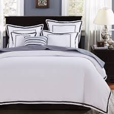 mellanni hotel collection duvet cover set king cal king hotel gray com