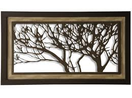 metal tree wall decor 59 w x