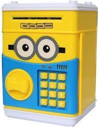 coin box for kids. Brilliant Box RMA MONEY SAFE COIN BOX FOR KIDS Coin Bank Inside Box For Kids D
