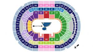 Elegant In Addition To Beautiful St Louis Blues Seating
