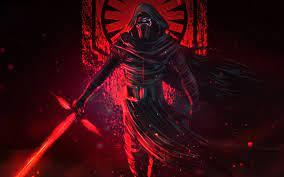 Kylo Ren Lightsaber Star Wars 4K ...