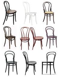 thonet chair art nouveau thonet inspired bentwood rocker