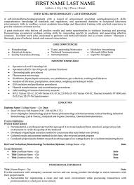 Sample Resume For Co Op Student Best of Top Biotechnology Resume Templates Samples