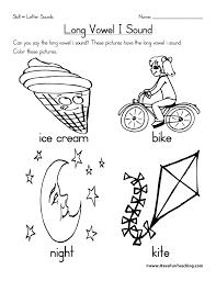 Long Vowel Worksheets   Have Fun Teaching