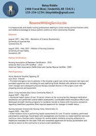 Nursing Resume Objective Objectives For Entry Level Medical
