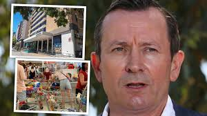 The perth metropolitan, peel and south west regions will go into lockdown from 6pm, sunday 31 january for 5 days until 6pm, friday 5 february. Coronavirus Crisis Mark Mcgowan Puts Wa Into Five Day Lockdown After Hotel Covid Outbreak The West Australian