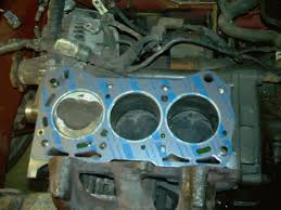 1 0l head repair guide before installing the head pour about a cup of kerosene into each cylinder on top of the pistons look for leakdown