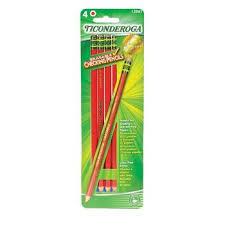 Red Checking Dixon Ticonderoga Erasable Checking Pencils 2 Hb Red