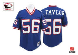 Lawrence Rush Taylor Jersey Color