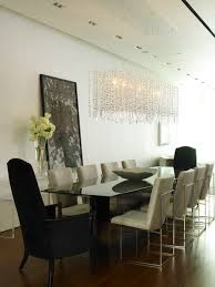 contemporary dining room chandeliers chandelier over dining room table houzz designs