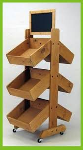 Wooden Stands For Display