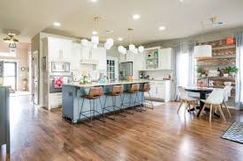 how to decorate an open floor plan 7