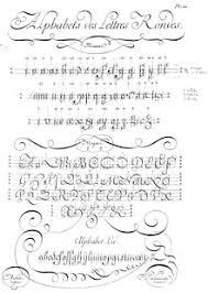 Ronde Script Calligraphy Wikipedia