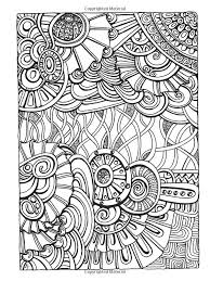 Small Picture 75 best Coloring Pages Abstract and Flowers images on Pinterest