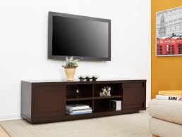 tv stand with shelves  awesome exterior with altra wall mount