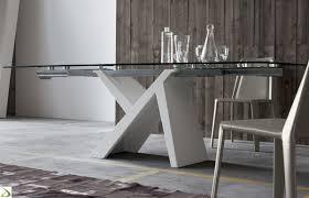 Tavoli Da Pranzo In Legno Design : Tavolo da pranzo piccolo allungabile triseb