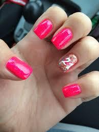 21st birthday nails | My nail art | Pinterest | 21st birthday ...