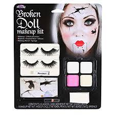 broken doll makeup kit face paint fancy dress