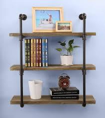 heavy duty metal shelving to organize home interior metal shelving with bracketless shelves