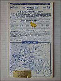 Jeppesen High Altitude Enroute Charts Jeppesen Europe High Altitude Enroute Charts E Hi 5 E Hi 6