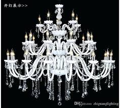 white chandelier with crystals antique white chandeliers home lighting suspension fashion vintage chandelier candle lights chandelier