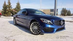 2017 Mercedes-Benz C43 AMG Coupe | Edmonton, AB - YouTube