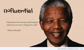 Nelson Mandela Education Quote Awesome Quotes About Education From Nelson Mandela 48 Quotes