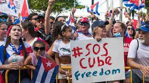 Cuba Protests – NBC 6 South Florida