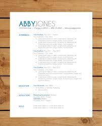 Modern Resume Format Resume Templates