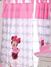 baby bedding sets disney minnie mouse polka dots curtains polkadots large size