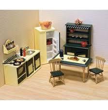 cheap dollhouse furniture. Kitchen Furniture Set Cheap Dollhouse Furniture I