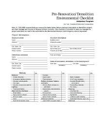 Bathroom Remodeling Checklist Bathroom Remodel Checklist Template