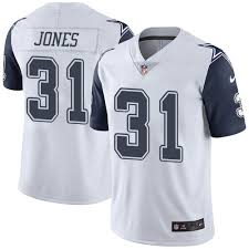 Men's Dallas Jones Cowboys Byron Elite