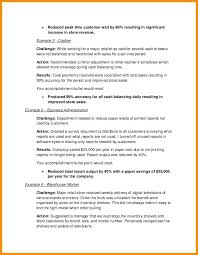 employee accomplishment report sample resume accomplishments examples fiveoutsiders com