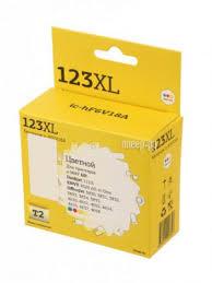 Купить T2 (аналог HP F6V18A №123XL) Multicolor для HP Deskjet ...