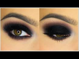 clic black smokey eye tutorial