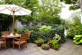Small Picture Garden Patio Ideas Garden Design Ideas